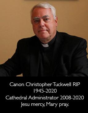 Canon Christopher Tuckwell